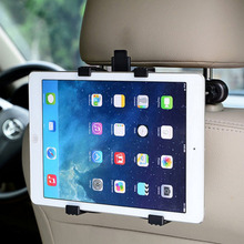 Car Back Seat Headrest Mount Holder For iPad 2 3/4 Air 5 Air 6 ipad mini 1/2/3 AIR Tablet SAMSUNG Tablet PC Stands(China)