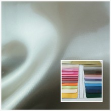 New! Mirror glitter PVC synthetic leather fabric 36 color Smooth surface Suitable for decorative bag couro cloth