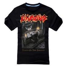 EXODUS Atrocity Mens Metal Thrash black new T-Shirt Size S M L XL XXL XXXL(China)