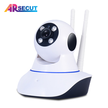 P2P 720P IP Camera Wifi Wireless Mini CCTV Camera Baby Monitor P/T Micro TF Card Security Surveillance Camera Mobile Phone APP(China)