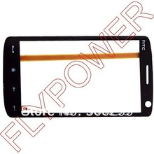 For HTC HD T8282 Touch Screen Digitizer ; 100% original; by free shipping