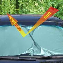 6pcs Sun Shade SUV front/rear/right/left Window Car Visor Windshield Block New Car Curtains Auto Car Styling Car Accessories(China)