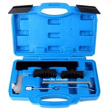 Automotive Engine Timing Crankshaft Locking Setting Tool Set For Chevrolet Fiat 16V 1.6/1.8 Driver Belt AT2172