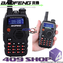 New Designed A52-UU uv5r walkie dual band radio ham radio transceiver