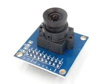 New OV7670 VGA Camera Module Lens CMOS 640X480 SCCB w/ I2C Interface Auto Exposure Control Display Active