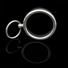 Buy Chastity Lock Locks Stainless Steel Metal Penis Rings,Delay Ejaculation,Prevent Impotence,Penis Lock,Cock Ring Sex Toys