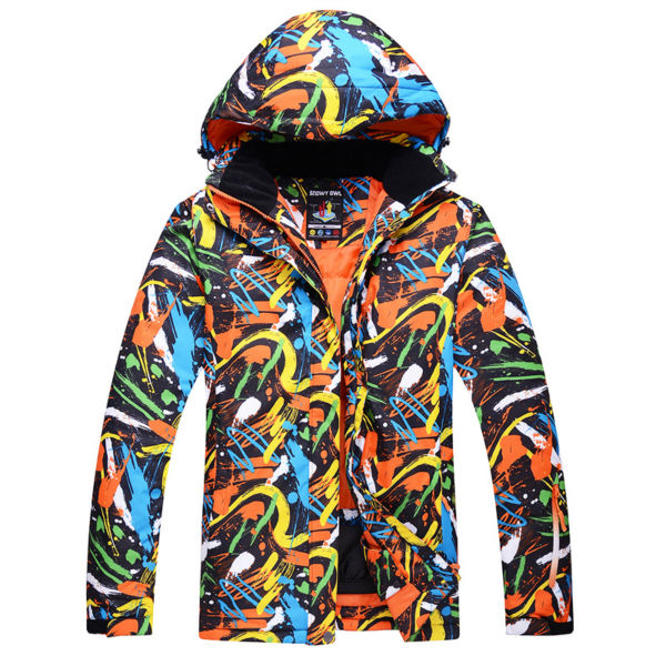 SNOWY OWL New Winter Ski Jackets Suit Men Outdoor Thermal Waterproof Snowboard Jackets Climbing Snow Skiing Clothes<br><br>Aliexpress
