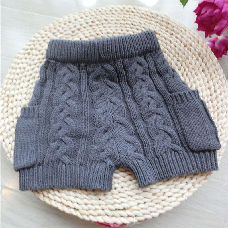 Детские шорты для девочек вязание