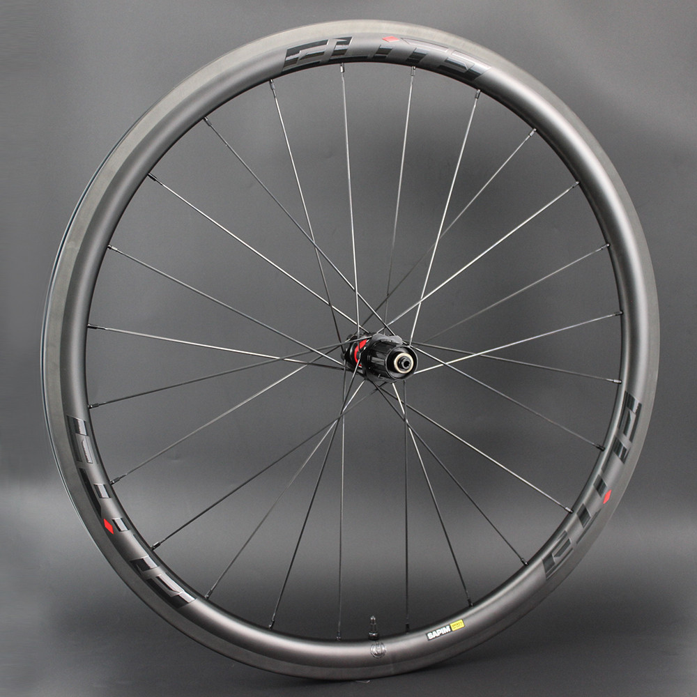 Elite KING DT Swiss 240S Carbon Bicycle Wheel 30 38 47 50 60 88mm 700c Road Bike Wheelset Tubular Clincher Tubeless Ready