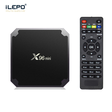 Buy X96 mini Android 7.1.2 TV Box Amlogic S905W Quad Core ARM 1GB 8GB 4K HD WiFi 2.4GHz KD17.6 LAN 100M Set-top TV Receiver for $28.65 in AliExpress store