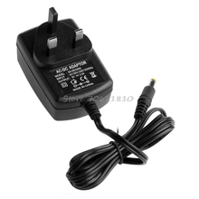 UK Plug 9V 3A Regulation Wall Power Adapter Supply Switching Power Monitoring -R179 Drop Shipping