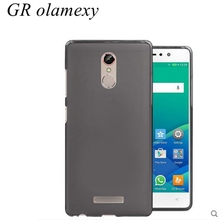 4Colors For Pelephone GINI W6 TPU Pudding Protective Mobile Phone Shell Free Shipping Tracking number code(China)
