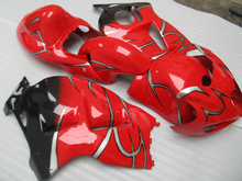 Injection Mold Fairing kit for SUZUKI Hayabusa GSXR1300 96 99 00 07 GSXR 1300 1996 2007 ABS Hot red Fairings set+7 gifts VX31