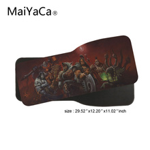 MaiYaCa Unique Mouse Pad Locked Edge Pad to Mouse Notbook Computer Mousepad Gaming Padmouse Gamer to Laptop Keyboard Mouse Mats