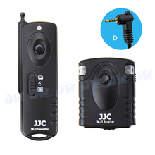 JJC JM-D(II) Wireless Shutter Release Remote Control For Panasonic DMC-FZ1000 GH4 GX7 GH3 FZ200 DMC-FZ150 G7 G2 G10 AS DMW-RS1