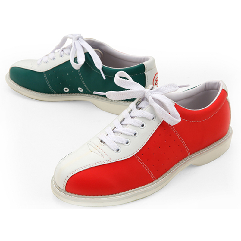 Special men women bowling shoes couple models sports shoes breathable slip traning shoes BOO3<br>