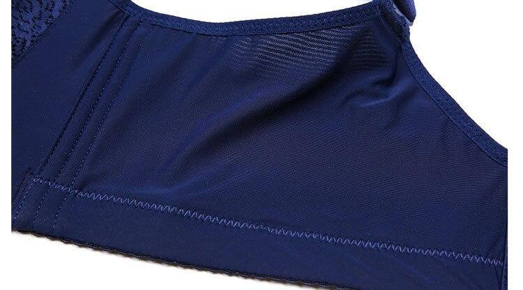 Jerrinut Lace Plus Large Big Size Push Up Bras For Women Wire Free Underwear Women Bralette Brassiere Femme Plus Size Bra 2.jpg216