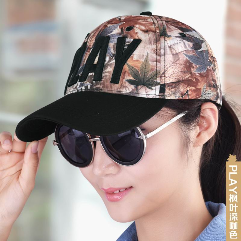 Hat female baseball cap embroidery cap lovers sun hat cap fashion print sunbonnet leaves sun hat girl summer cartoon caps <br><br>Aliexpress