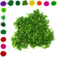 100g Artificial Tree Powder Sandbox Game Model Decor Miniature Micro Landscape Decoration Home Garden Craft DIY Accessories(China)