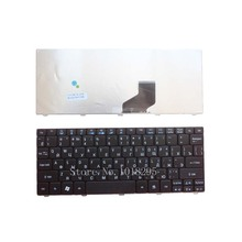 For Acer Aspire One D255 D260 D257 D270 D255E 522 AOD257 AOD260 AO521 AO532 AO533 532 532H 521 533 RU Russian Keyboard Laptop