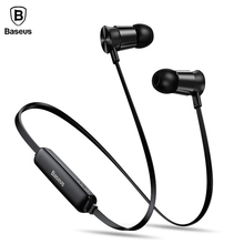 Buy Baseus S07 Bluetooth Earphone Sport Wireless Headphone Mic Stereo Magnet Wireless Headset Earbuds Phone Fone De Ouvido for $13.99 in AliExpress store