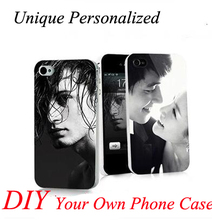 DIY Design Own Name Custom Printed Plastic Hard Cell Phone Case Cover for Alcatel One Touch Pop 2 7043 Pop C5 Pop C7 Pop C9