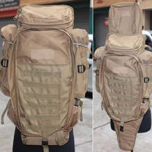 Outdoor Sports Molle Tactical Airsoft Paintball Rifle M4 Carbine Shotgun Bag Hunting Gun Backpack(China)