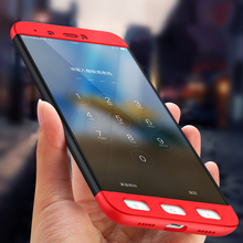 Luxury Phone Case For Xiaomi Redmi Note 4 4X Pro Hard Plastic 360 Degree Protection Back Cover Case For Xiaomi Redmi 4X Fundas