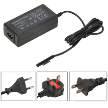High Quality 15V 1.6A AC Power Wall Charger Adapter Uk/EU Plug 1.5M For Microsoft Surface Pro 4 M3