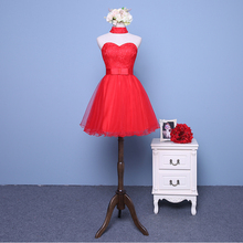 high school simple short red birthday strapless tulle prom dress girls dressy dress beautiful sweetheart ball gowns H3878