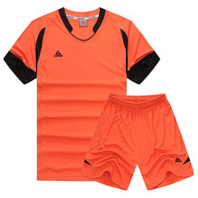 2017 New High Quality Kids Boys Survetement Football Jerseys Soccer Sets Training Suit Pants Sports Wears Clothes Breathable