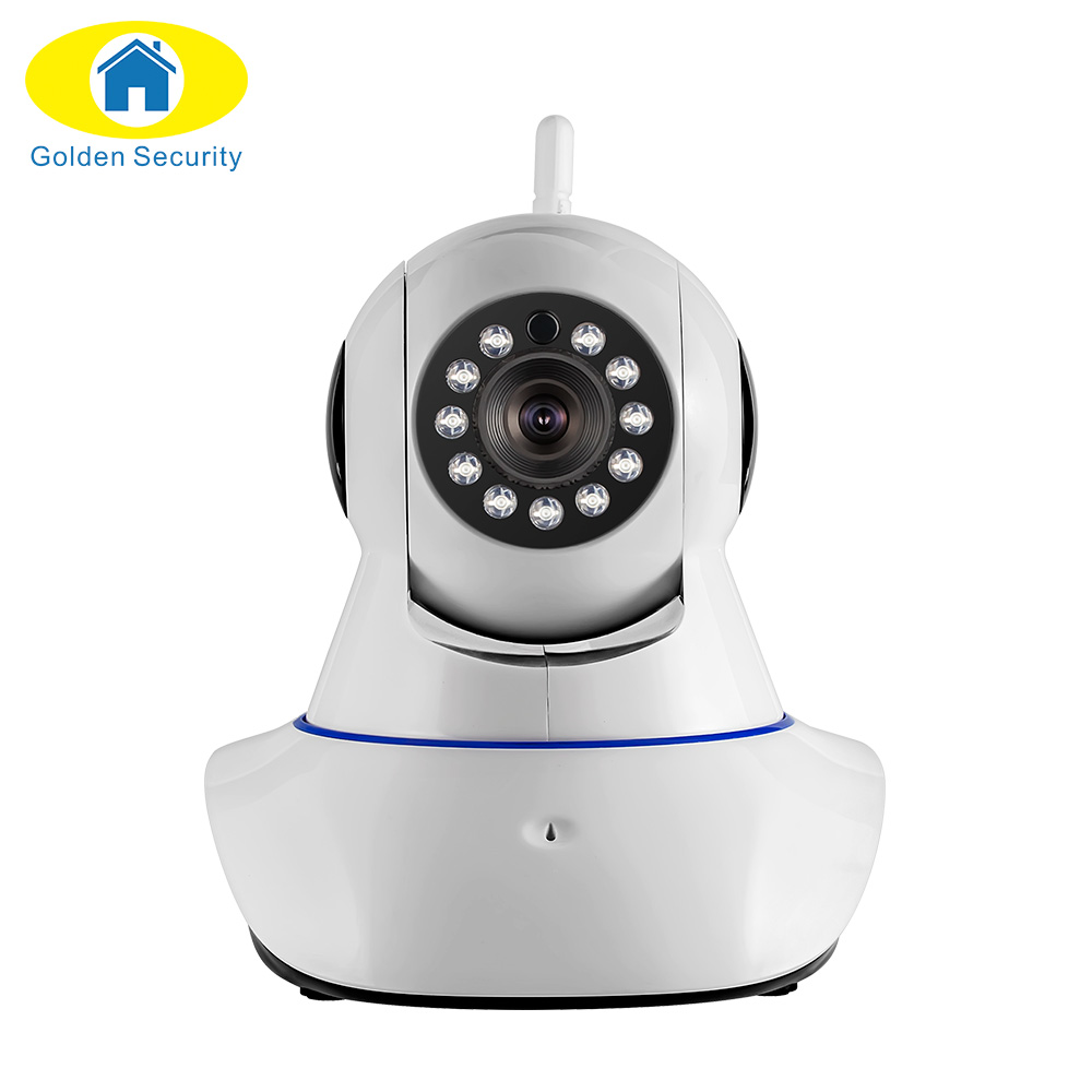 720P IP Camera Wireless Wifi CCTV Camera HD Indoor Pan/Tilt IR CUT Night Vision CMOS Security IP Camera Motion Detector <br>