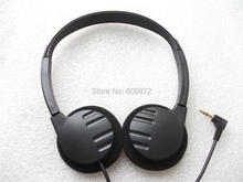 Linhuipad Inexpensive over head stereo headphone disposable headband headsets 1.2M cord for PC,pad, MP3 200pcs/lot
