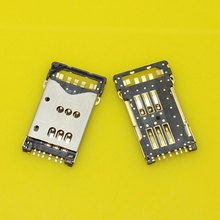 100% New for Nokia N82 8800A 8830E 8820E N900 3120C 3250 sim card reader holder tray slot socket adapters.2pcs/lot.(China)
