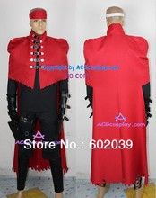 Final Fantasy VII 7 Vincent Valentine cosplay costumes ACGcosplay