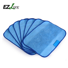 Hot Sale Blue Color Quick Water Obsorbing Mop Clothing Cloth Floor Cleaning Cloth House Cleaning Cloth Tools Cleaner GB0096(China)