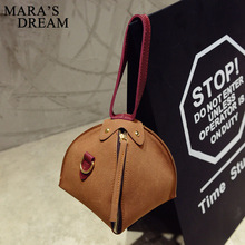 Mara's Dream 2017 Women Fashion Triangle Handbag All-match Cute Chain Pyramid Shape Messenger Bag Mini Day Clutch Small Flap Bag