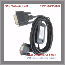 6ES5734-1BD20 (DB15) 6ES5 734-1BD20 S5 PLC adapter PC TTY SIMATIC S5 734-1 CABLE PC-TTY PC/TTY RS232 S5 cable New