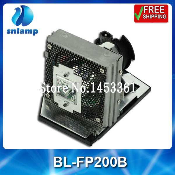 Projector lamp bulb BL-FP200B SP.81R01G.001  for  DV10 MOVIETIME<br><br>Aliexpress