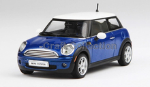 1:43 MINI Cooper Diecast Model Cars Jeep SUV Alloy Miniatures Toy Car Minicar