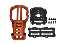 F05531 Tarot TL9602 Dia 25mm Motor Mounting Plate Set Orange For Multi-copter Hexacopter Octocopter