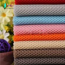 Colorful Sandwich Three Layers Interlayer 3D Elastic Mesh Fabric Car Seat Cover Sofa Bed Curtain Applique Width 160cm  S0280N