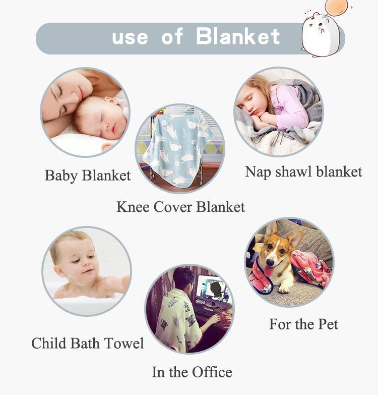 Blanket use