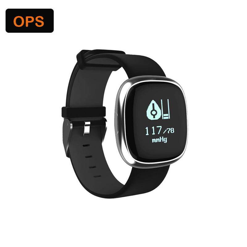 Waterproof Smart Bluetooth Heart rate Sport Sleep Tracker Wristband ,Bracelet&Intelligente beweging volgen voor De man en de vr 3