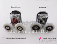 Shower door roller,shower bath roller,wheels,pulley(XYHL-046)