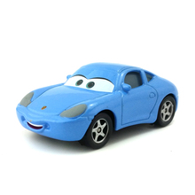 Disney Pixar Cars Sally Metal Diecast Toy Car 1:55 Loose Brand New In Stock & Free Shipping(China)