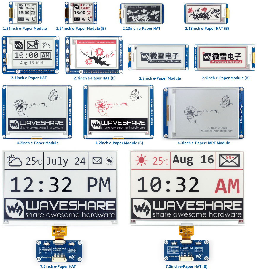 e-Paper-Modules-CMP