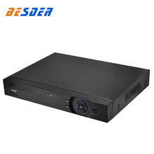 BESDER Full HD 1080P 32CH NVR Hi3535 Processor Security Digital Network Video Recorder Support Onvif Wifi Motion Detection