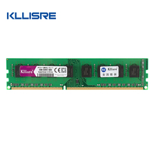 Kllisre ddr3 4gb 1333MHz or 1600MHz Memory 240 pins just For AMD Desktop(Socket AM3 AM3+) ram(China)