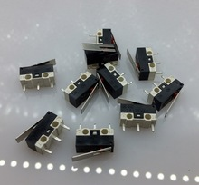 Free shipping mouse touch switch mouse button with rocker 10pcs/lot